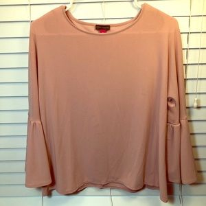 Vince Camuto Blush Top